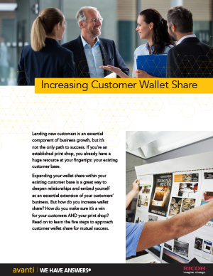 Expanding Wallet Share eBook Cover